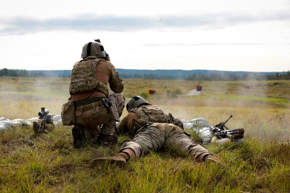 See what happened when world's top snipers competed