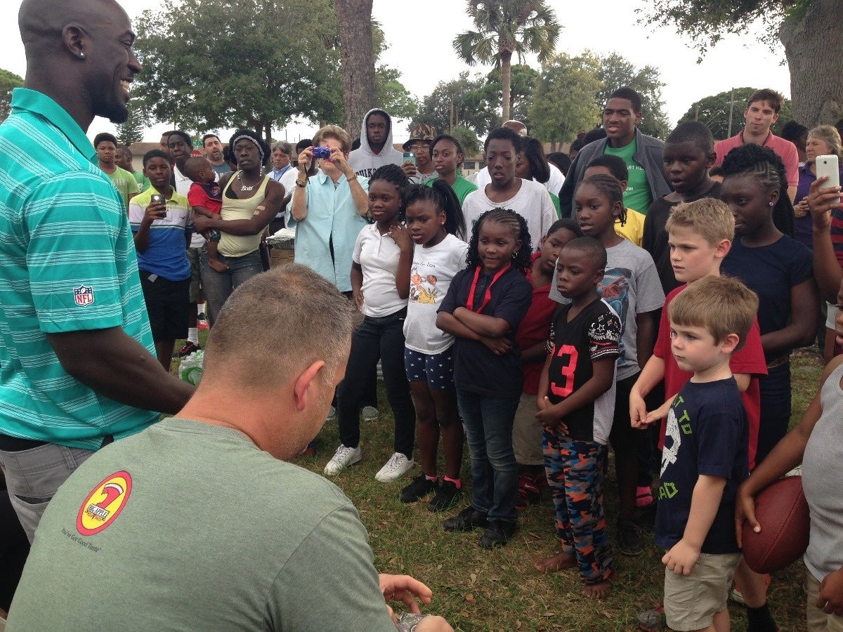 The most amazing charity work done by NFL players