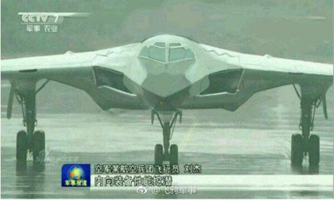 China's new nuclear bomber isn't actually about nukes