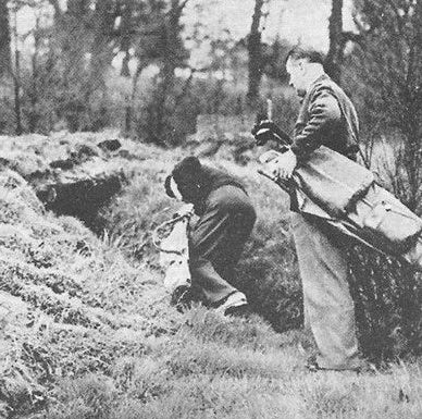 The gentleman's rules for how to play golf in war-torn WWII Britain