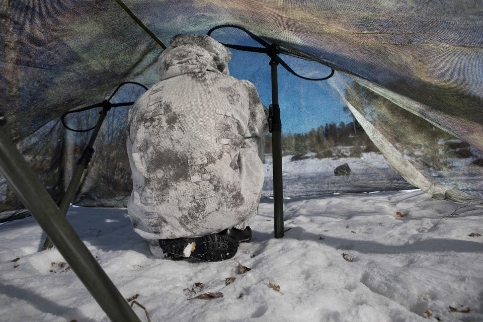 Army's crazy new camouflage can defeat night vision, thermal
