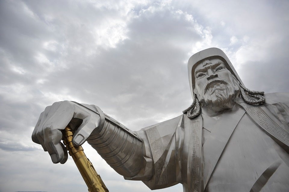 This is why Genghis Khan was so successful in his conquests