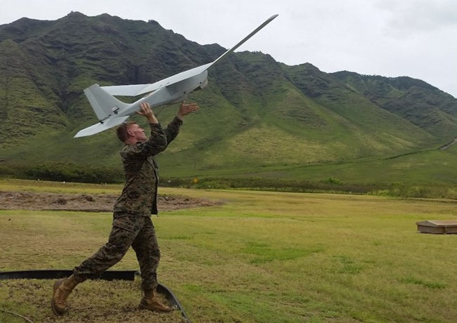 Marines open new school for drone operations