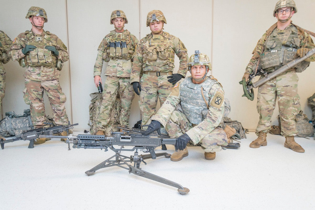 Exoskeleton engineers work to make their tech useful for soldiers