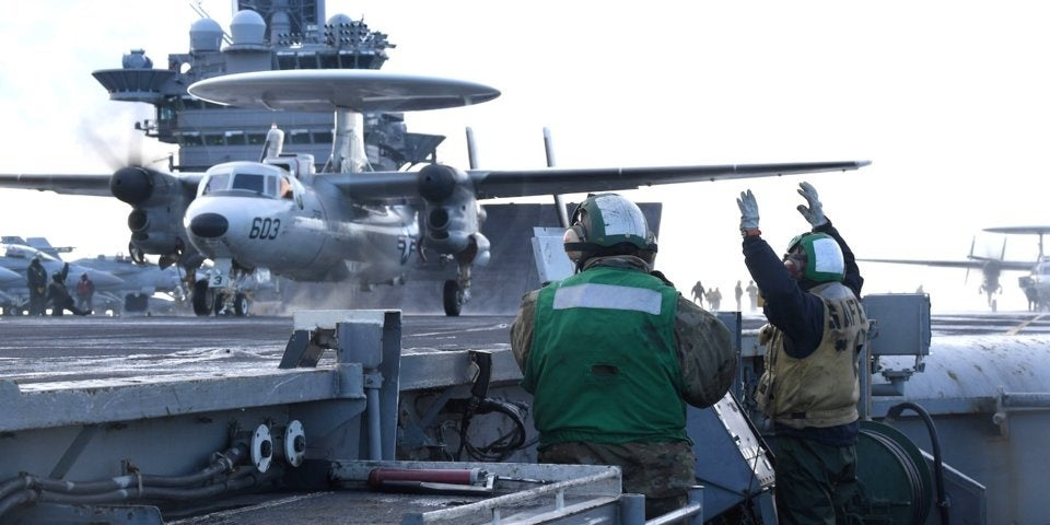 US carriers are mythical juggernauts that might die in a new war