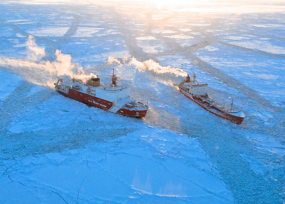 Coast Guard turned down an Arctic icebreaker mission
