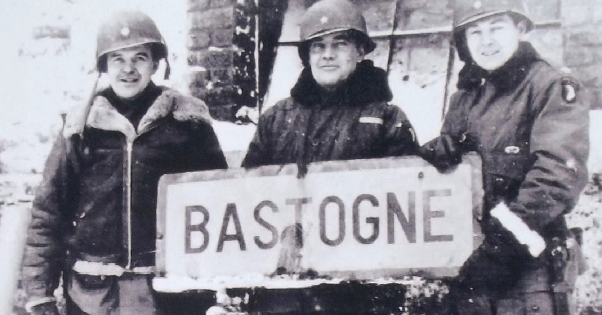origin - Why the Siege of Bastogne was the defining moment for the 101st Airborne