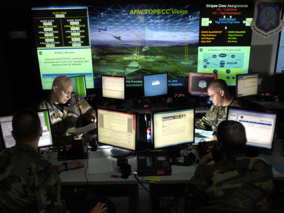 Air Force tested its personnel with real cyberattacks