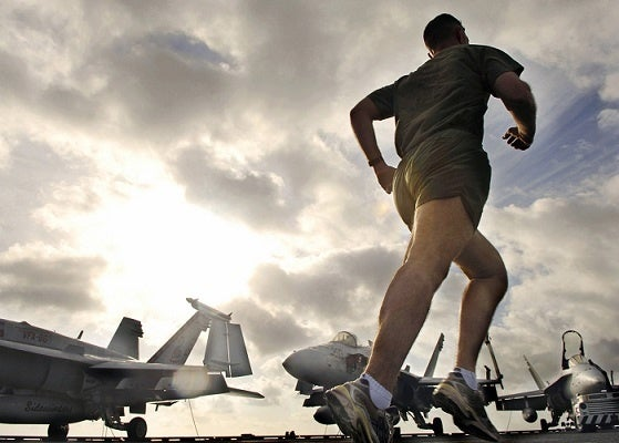 The Air Force finally ditches the waist measurement test. Why?
