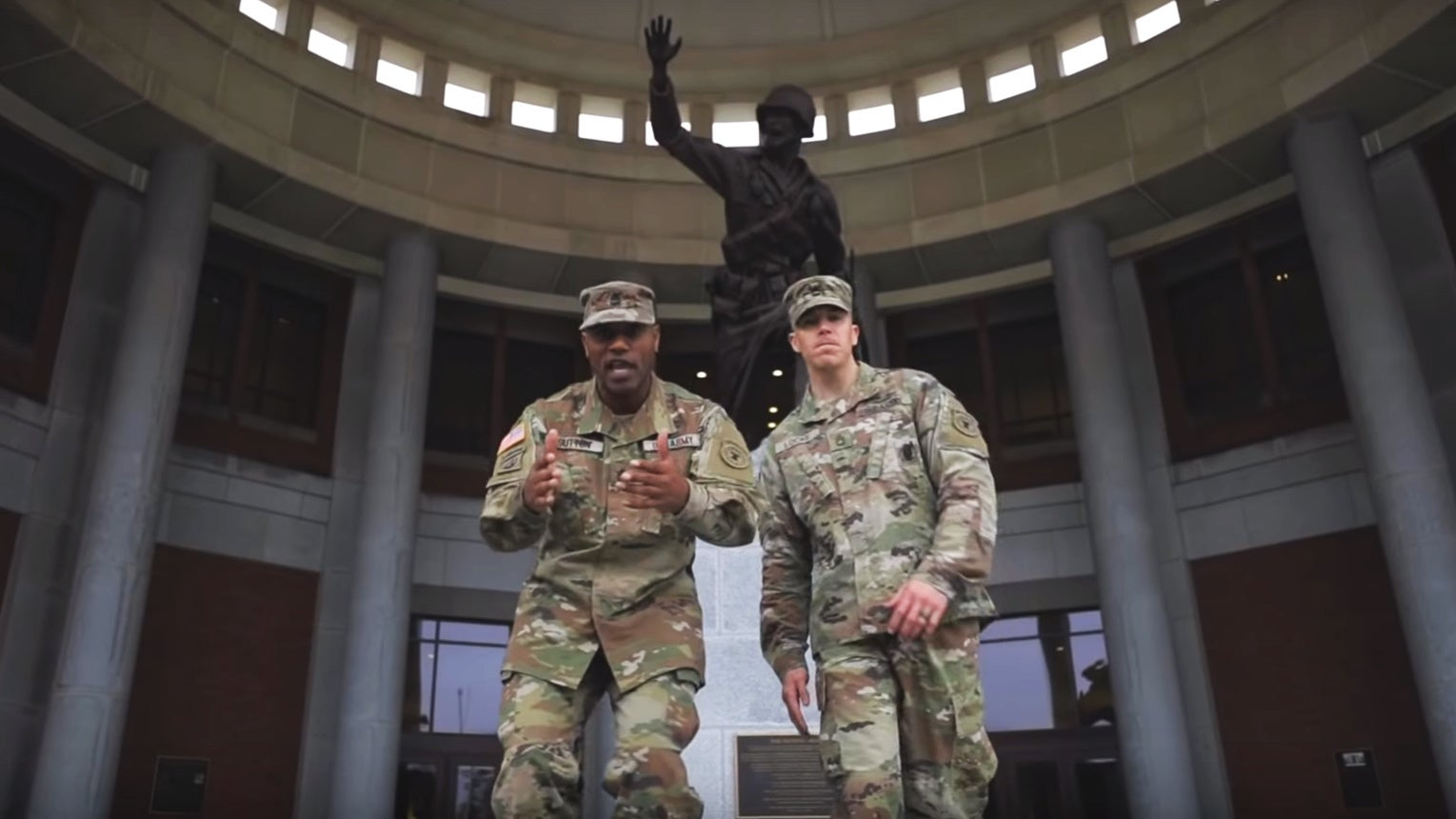 US Army drops rapping recruiters video and it's pretty awesome
