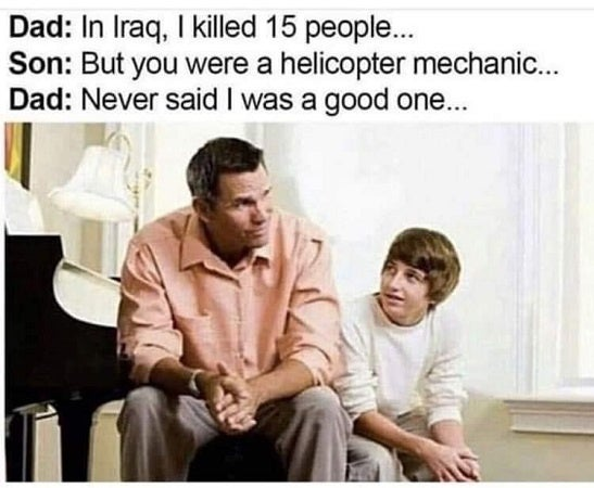 The 13 funniest military memes for the week of March 1st