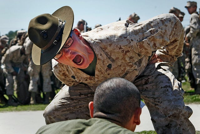 Do you need a Drill Instructor in your civilian life?