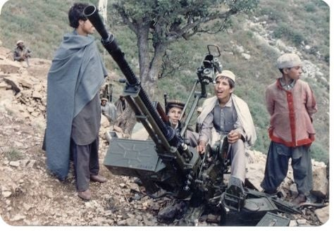 That time the CIA did a favor for a single Afghan family