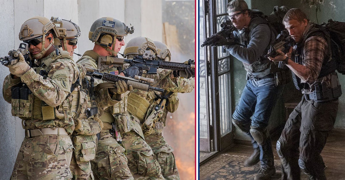 Special Forces veterans were the most important part of 'Triple Frontier'