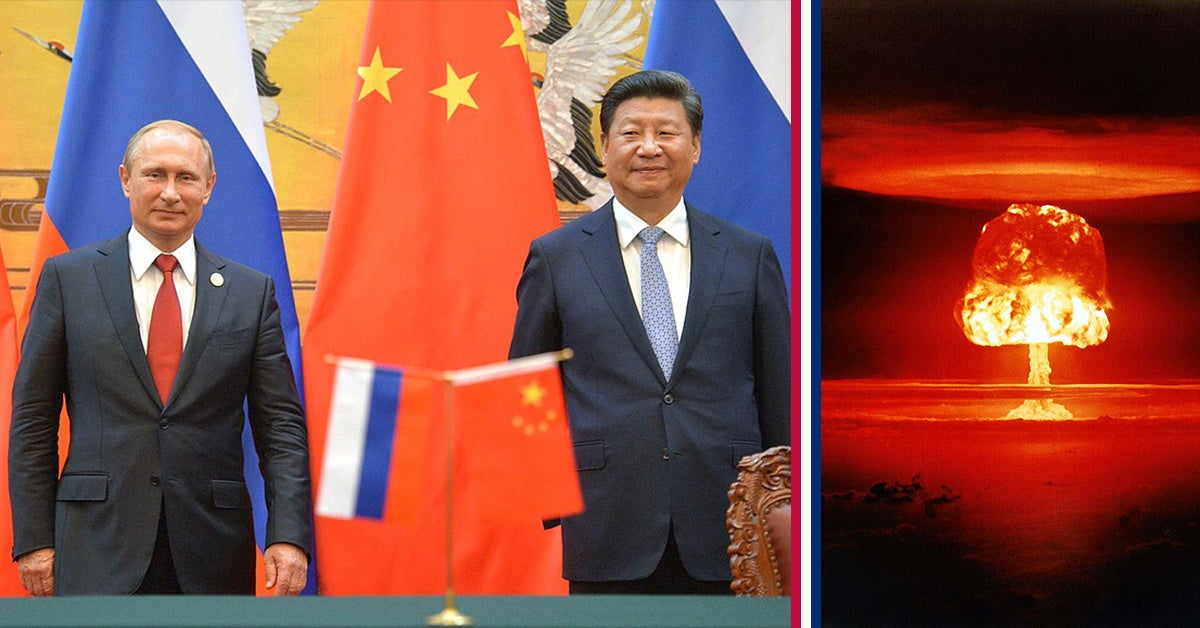 www.wearethemighty.com: One of the closest brushes with nuclear war was Russia vs China