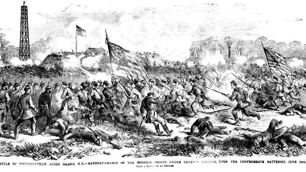 This Civil War battle literally saw brother against brother