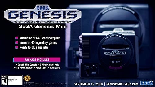 The Sega Genesis Mini is coming to fuel your 'Sonic the Hedgehog' nostalgia