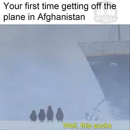 The 13 funniest military memes for the week of April 26th