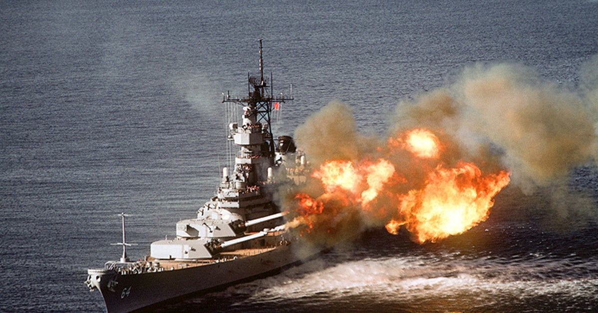 That time the US and its allies destroyed the entire Iraqi Navy