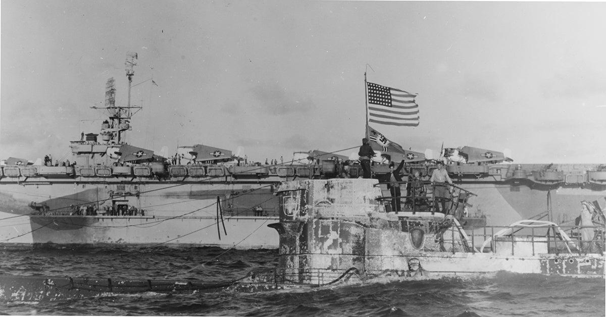 This was the 'unluckiest' U-boat of World War II