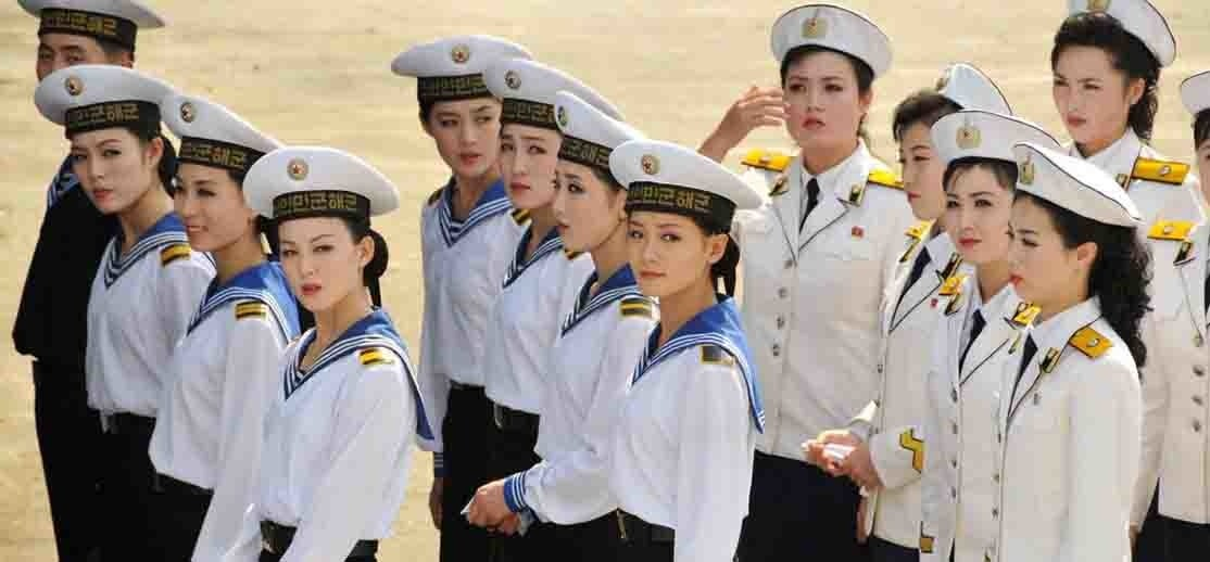 What it's like to be a woman in North Korea's military