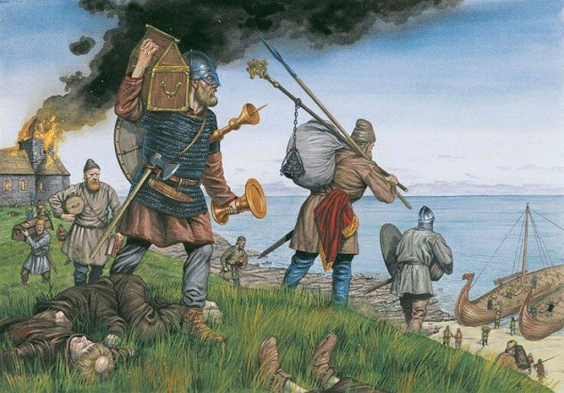 6 reasons the Vikings were so successful at raiding villages