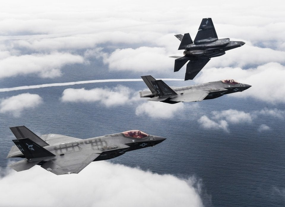 The F-35 is about to get a lot more lethal in air-to-air combat