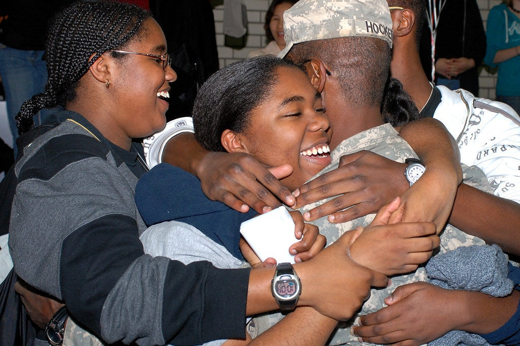 INSPIRED by love: Community rallies around military family with COVID-19