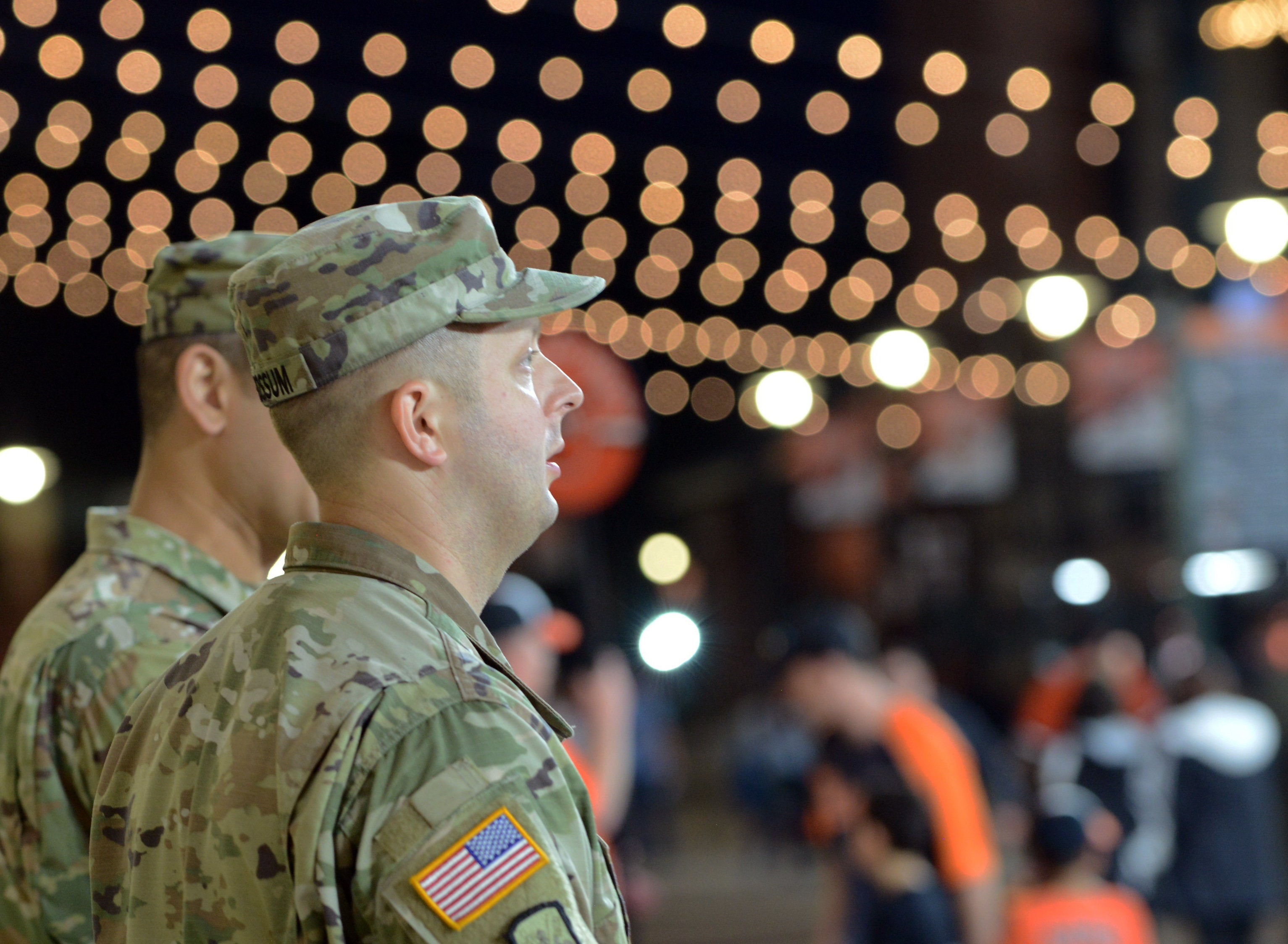 Army recruiting more soldiers from major cities