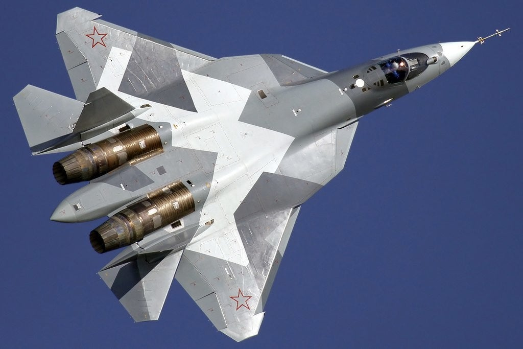 Putin orders new Su-57 stealth fighters in attempt to rival the US