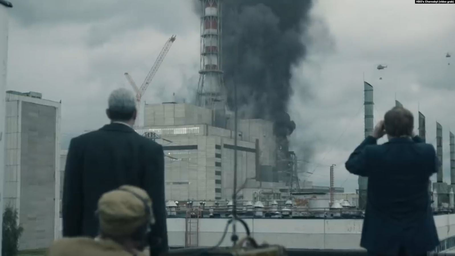 Rohani adviser shares 'Chernobyl' love, awaits fallout