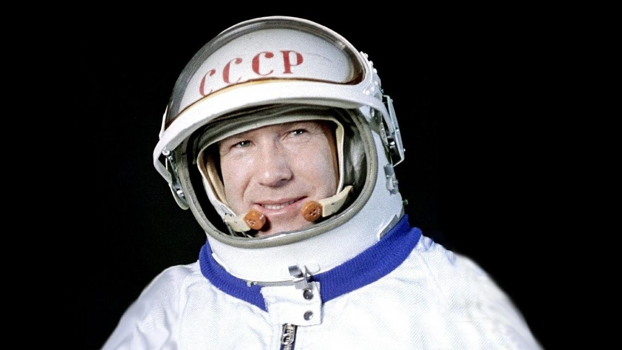 This is why Soviet cosmonauts carried a shotgun into space
