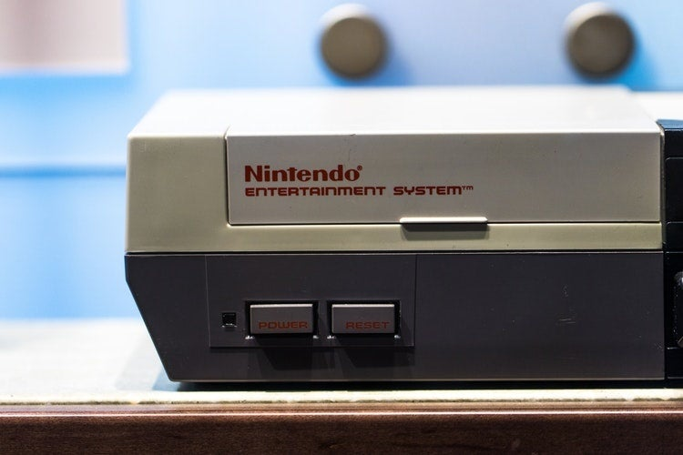 Did blowing into Nintendo cartridges actually do anything?