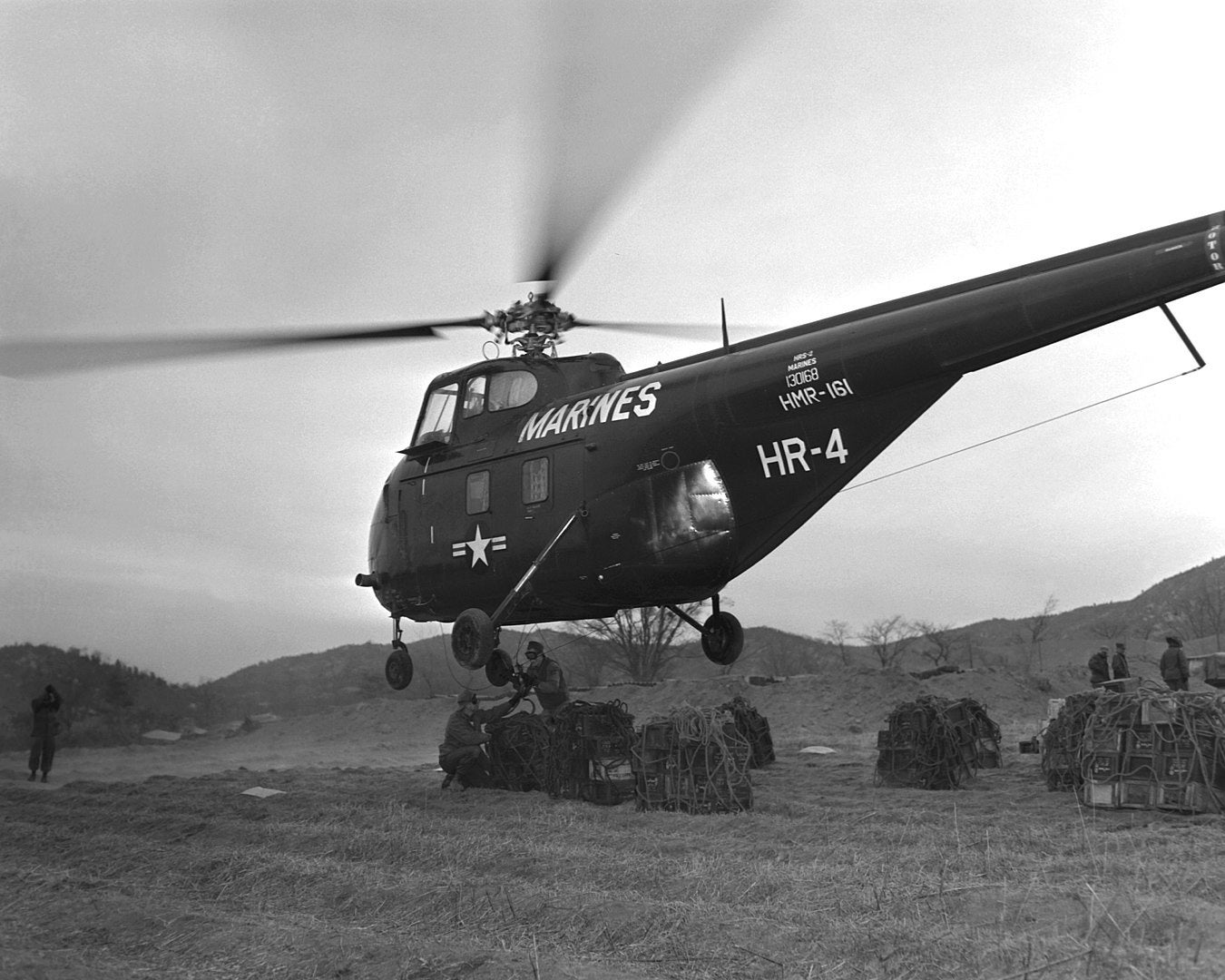 6 oft-forgotten helicopters of the Korean War