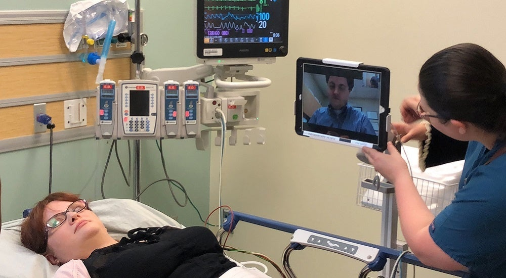 Exciting new technology improves veteran access to emergency care