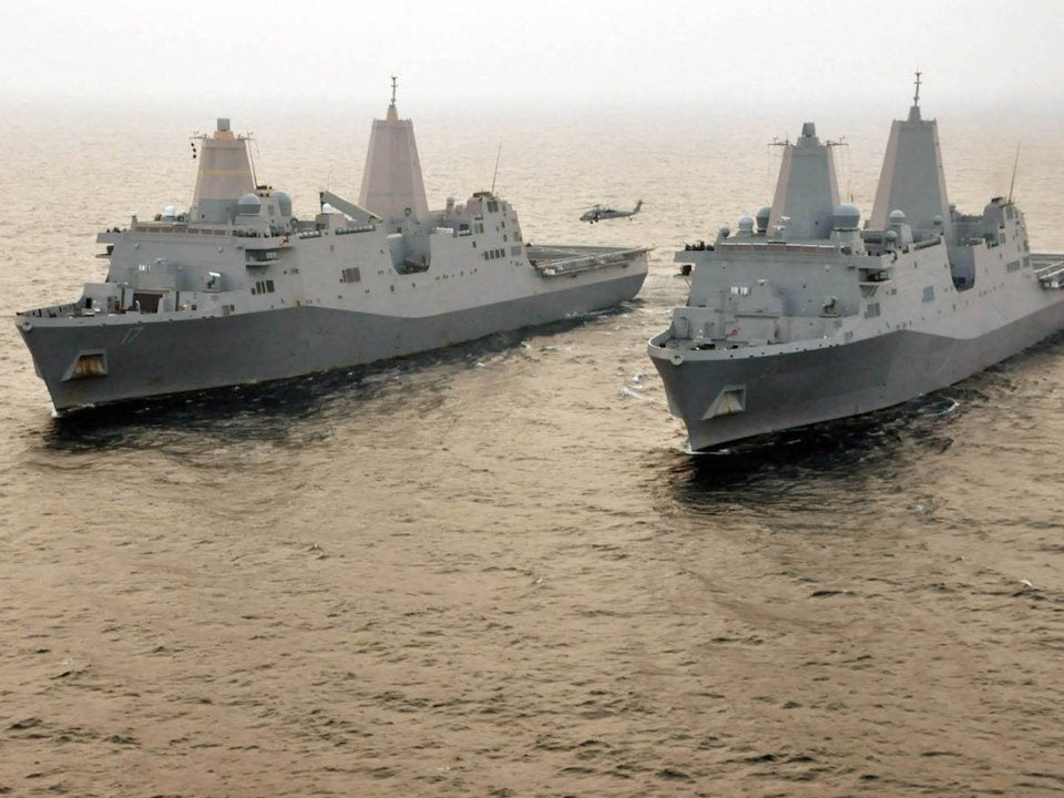How the Navy picks names for its ships — and breaks its own rules