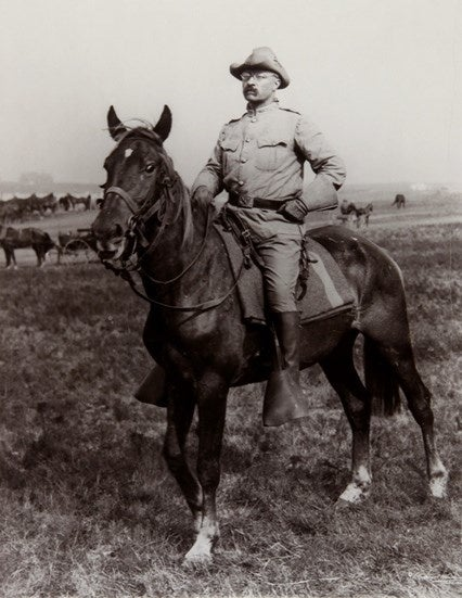 Why it was a bad idea for Army officers to complain to President Teddy Roosevelt