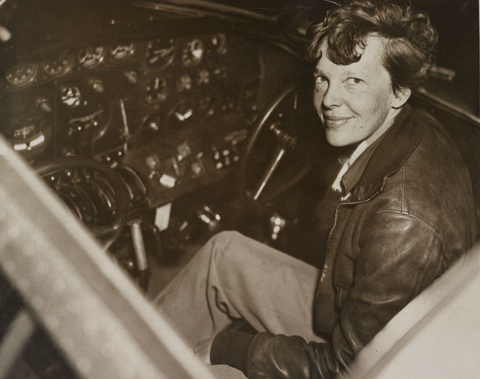 One guy might be the reason we haven't found Amelia Earhart