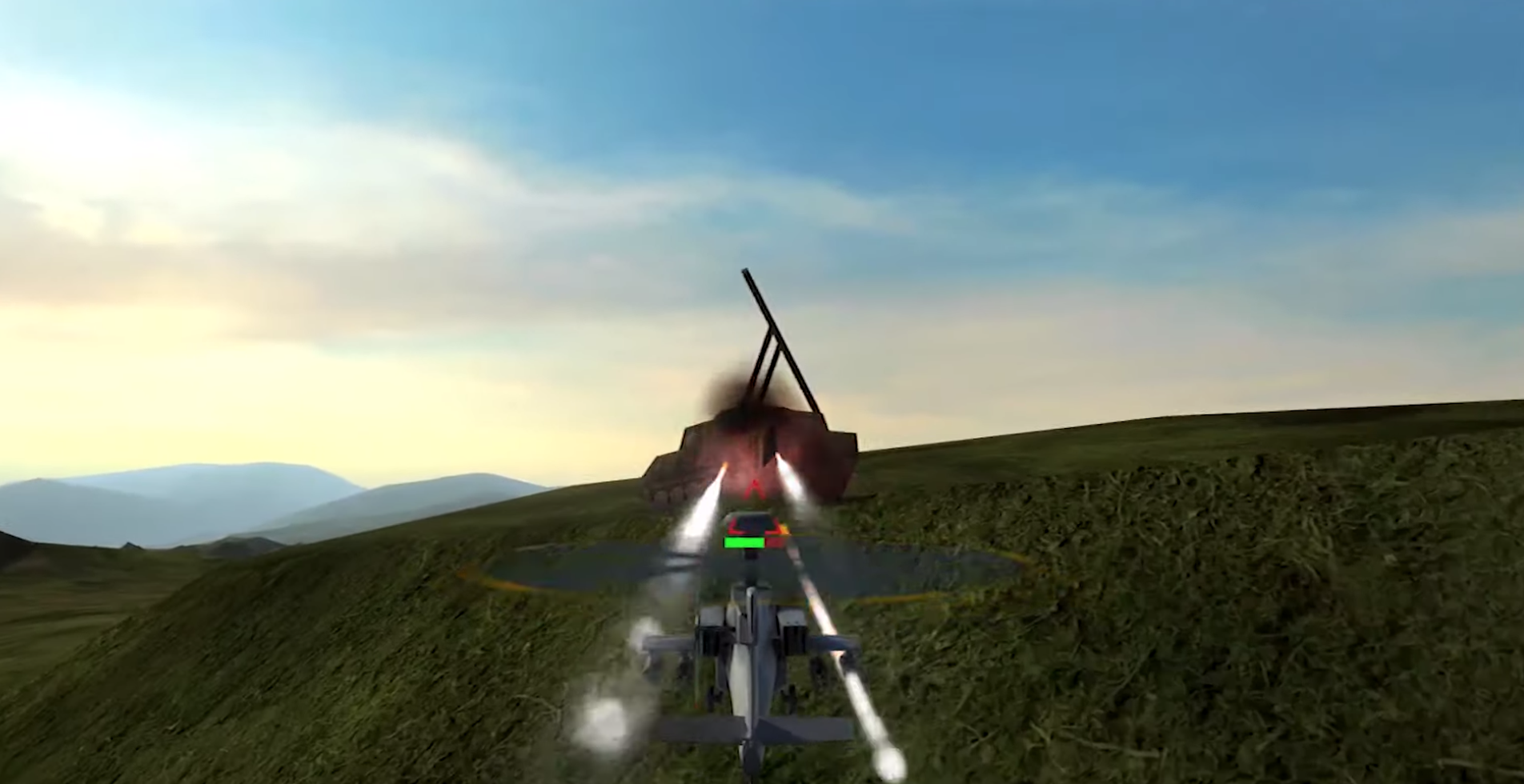 Fly combat missions for India's Air Force in this new video game