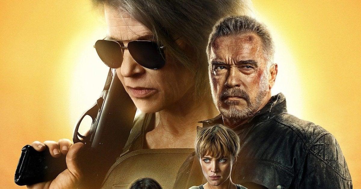 Behind the scenes with 'Terminator: Dark Fate' director