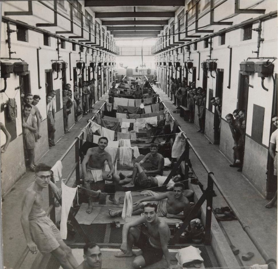 What life was like for World War II prisoners