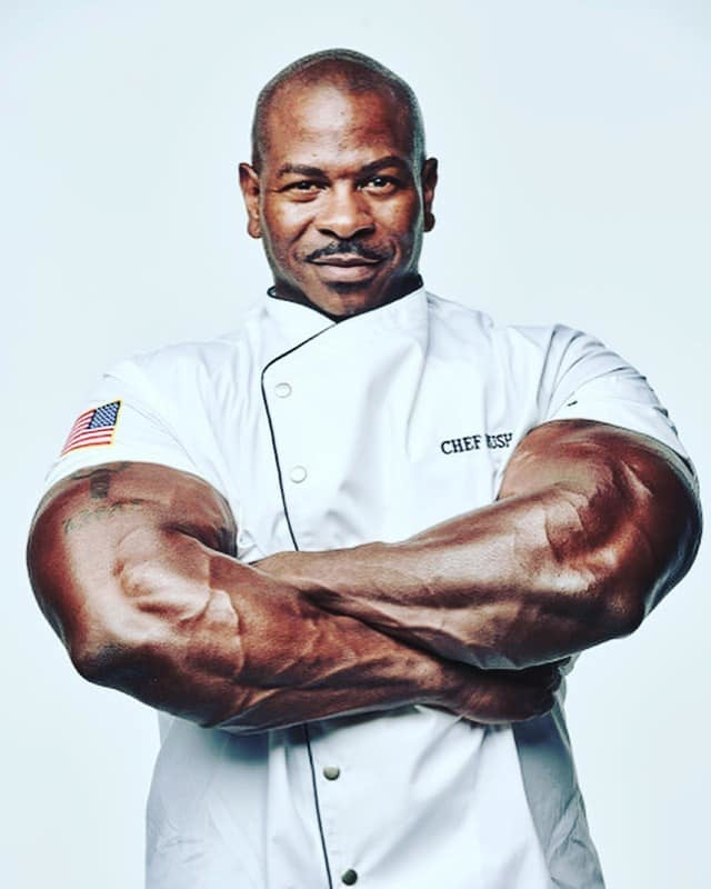 The White House Chef does 2,222 pushups a day for veterans