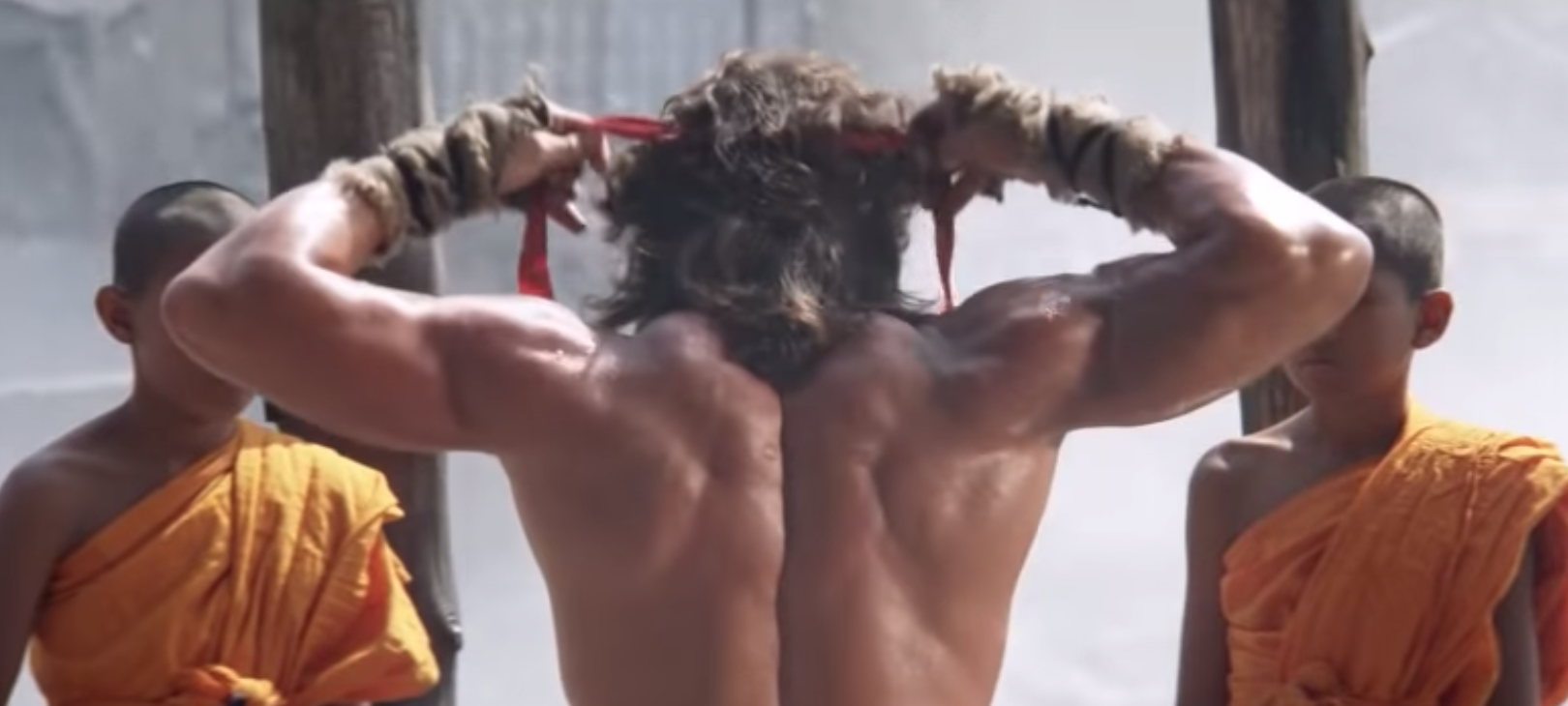 Sylvester Stallone just posted the coolest recap of the 'Rambo' series