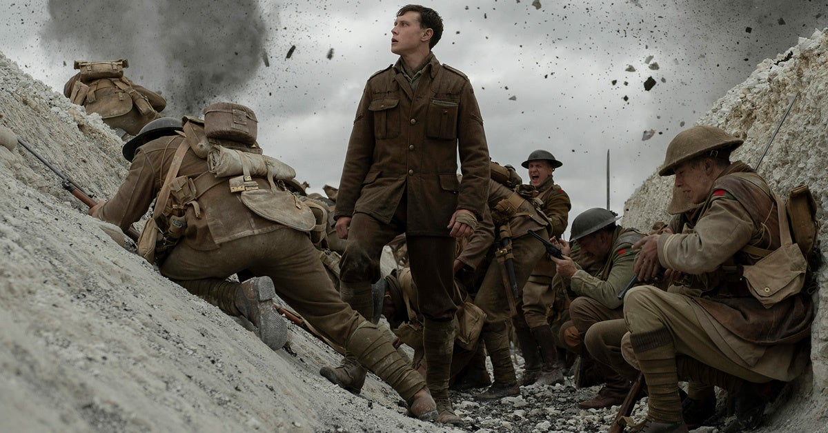 '1917' is going to be the coolest World War I movie ever
