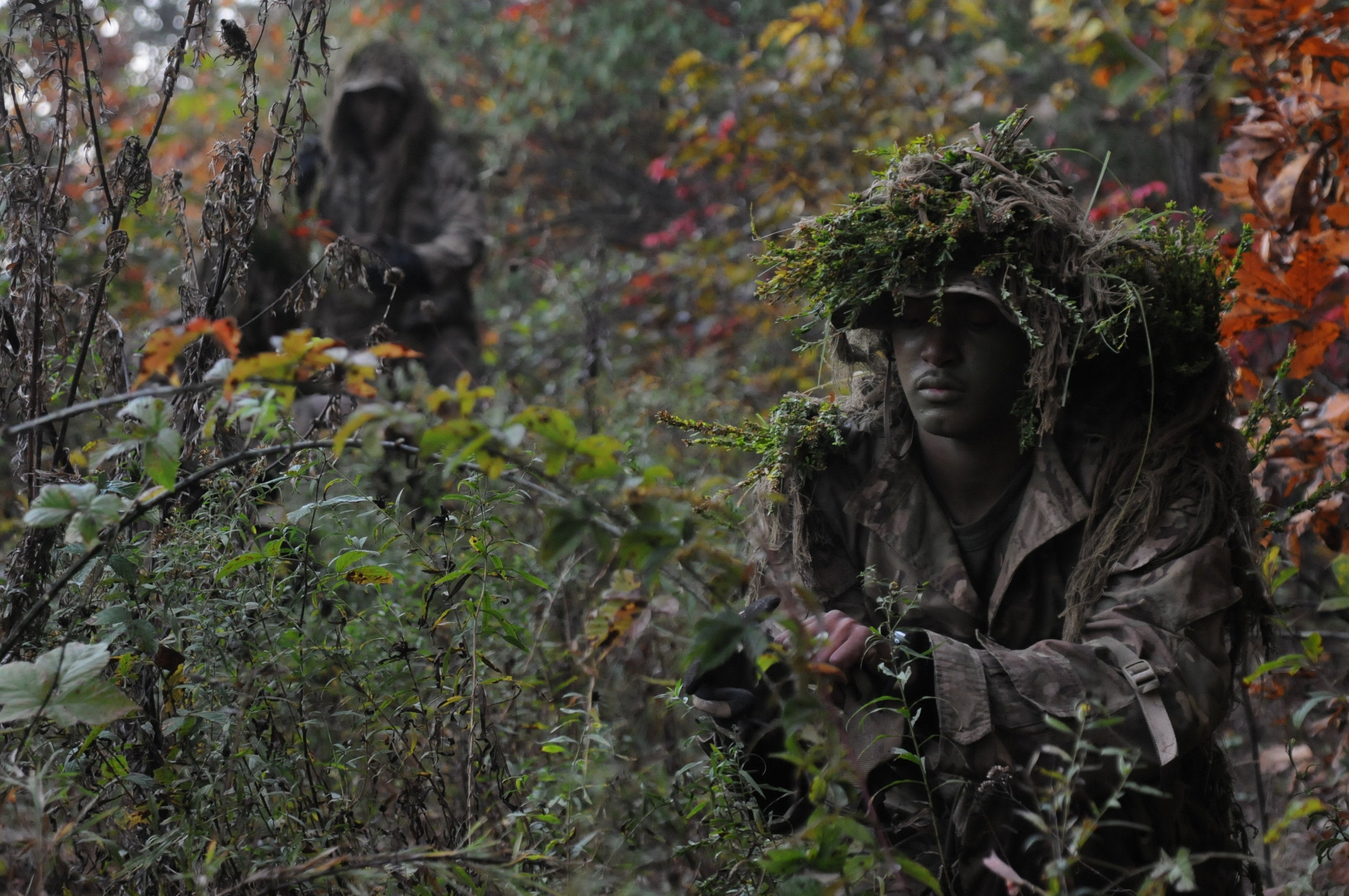 This new camouflage could make troops totally invisible
