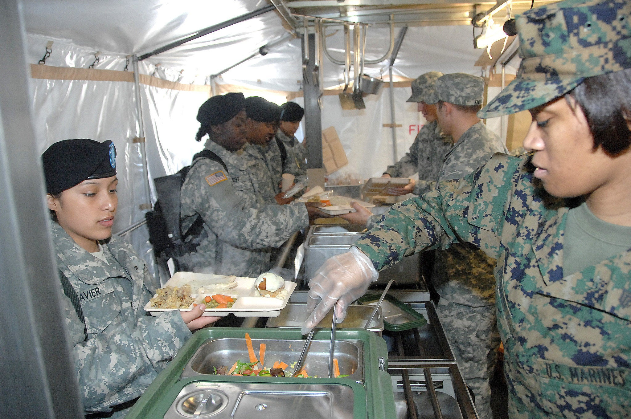 How food can make or break Army Combat Fitness Test scores