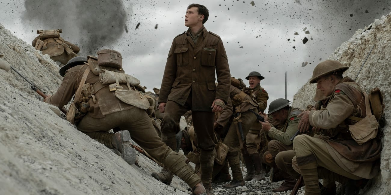 How '1917' military advisor prepares actors to fight WWI's devastating battles