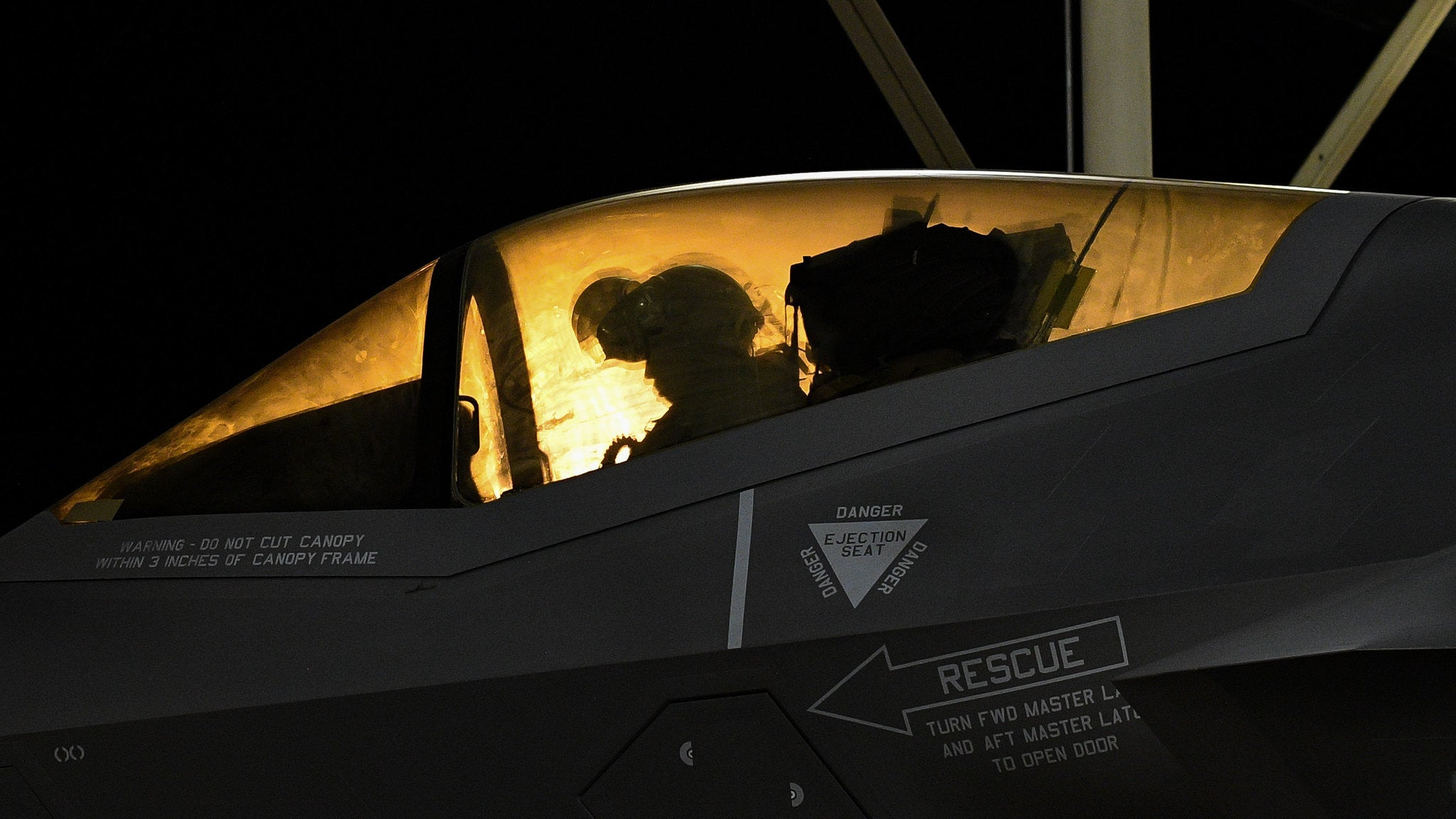 New Air Force F-35 simulator will take training to a new level