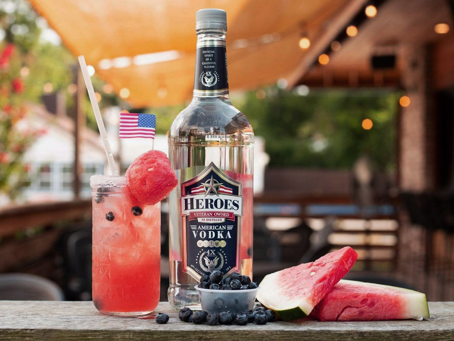 Drink up with these 5 veteran-made spirits
