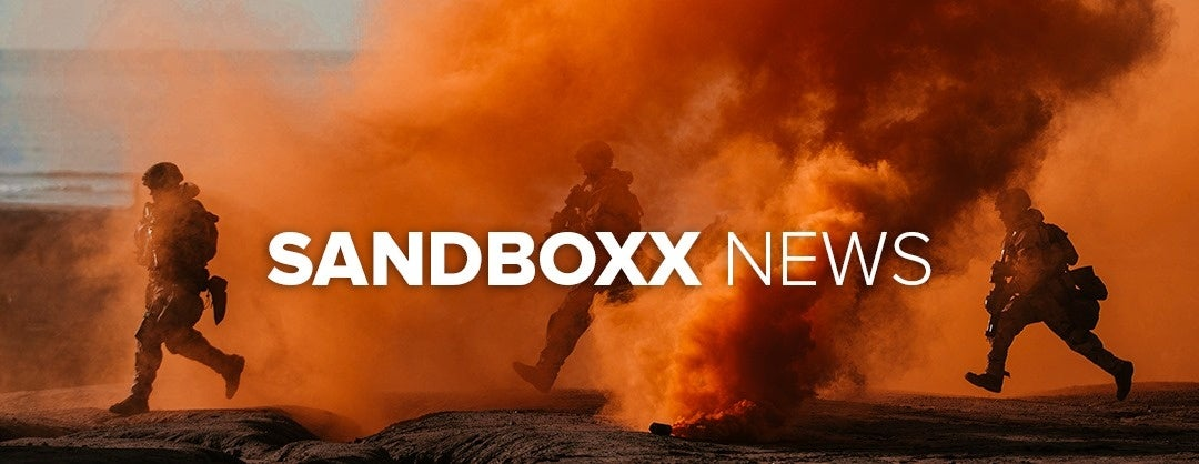 Fake news and doom and gloom? Not at Sandboxx